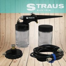 Straus 5db-os Airbrush szett(ST/AT-01BS)