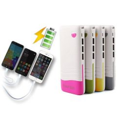 Powerbank King 20000mAh - arany