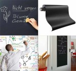 Blackboard sticker fali matrica